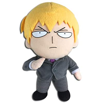 Great Eastern Entertainment Mob Psycho 100 - Arataka Plush 8'': Toys & Games