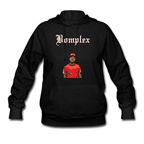 a4080936e09 YZH hot 2016 YG tour women s Hoodie Sweatshirt designcolor XX-Large