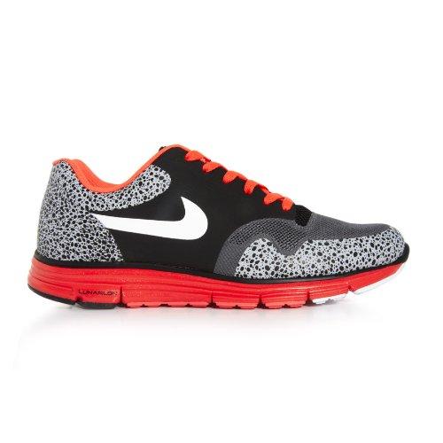 Safari Nike Fuse - Nike Air Safari Fuse, Black/White/Crimson Uk Size: 7