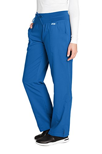 Barco Grey's Anatomy Active 4276 Yoga Pant New Royal L - New Yoga Pants