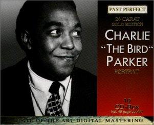 Charlie the Bird Parker: - Portrait Bird