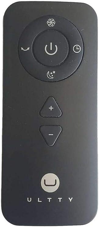 U ULTTY - Ventilador de Torre silencioso, 26 W, oscilante, con ...