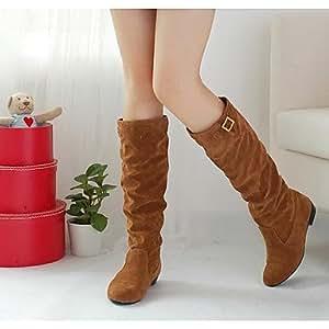 Amazon.com: Wuyulunbi@ Women'S Shoes Fall Winter Comfort