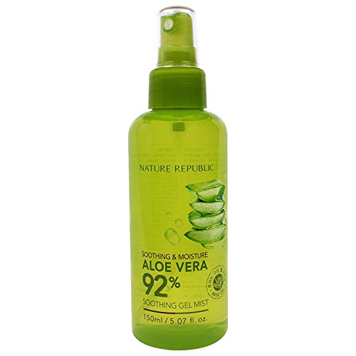 [Nature Republic] Soothing & Moisture Aloe Vera 92% Soothing Gel Mist 150ml ()