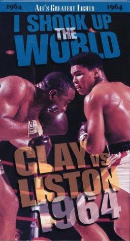 I Shook Up the World - Clay vs. Liston 1964 [VHS]