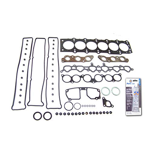 - DNJ HGS952 MLS Head Gasket Set for 1998-2005 / Lexus, Toyota / GS300, IS300, SC300, Supra / 3.0L / DOHC / L6 / 24V / 2997cc / 2JZGE