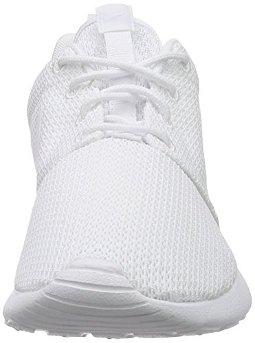 Nike Herren Roshe One Laufschuhe Weiss weiss