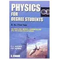 Physics for Degree Students B.Sc. First Year