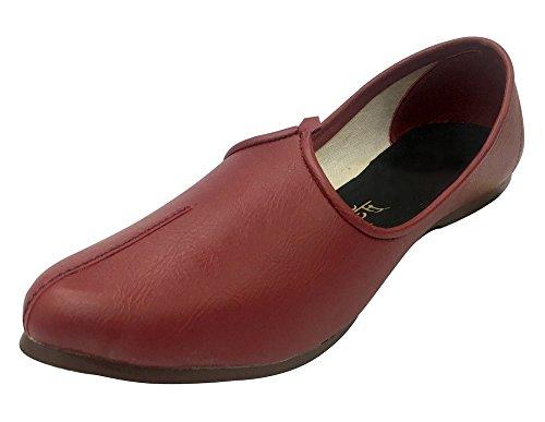 Step n Style 6 To 11.5 Mens Khussa Shoes Punjabi Jutti Handmade Jalsa Tribal Shoes 2khZYcbTwI