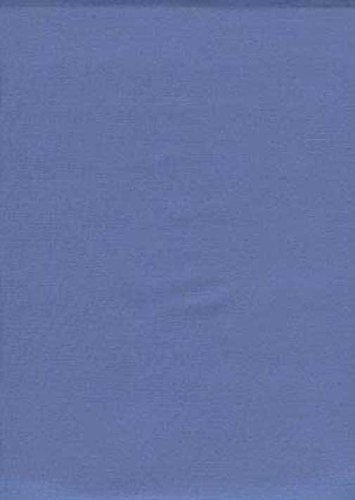 SheetWorld Fitted Pack N Play (Graco Square Playard) Sheet - Flannel - Denim Blue - Made In USA