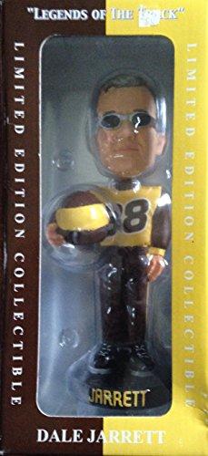 (Dale Jarrett # 88 NASCAR, Limited Edition Bobble Head Doll UPS,