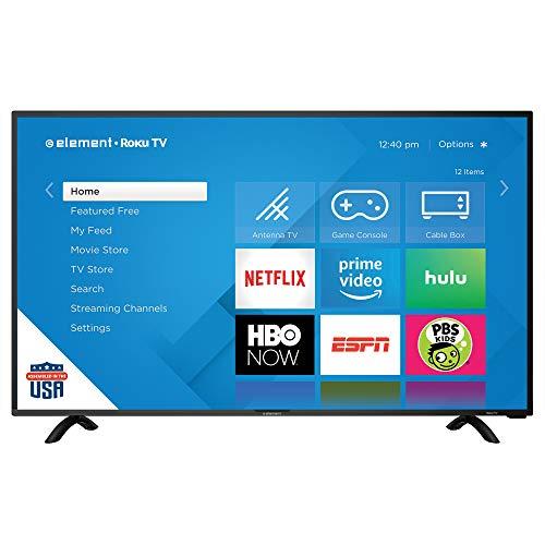 "Element E4SC5018RKU 50"" UHD 4K Roku HDTV"