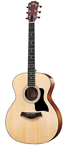 Taylor 114 100 Series Acoustic Guitar, Sapele, Grand Auditorium