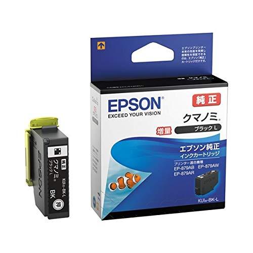 (まとめ)エプソン IJカートリッジKUI-BK-L ブラック【×30セット】 AV デジモノ パソコン 周辺機器 その他のパソコン 周辺機器 14067381 [並行輸入品] B07R7XBLJ1