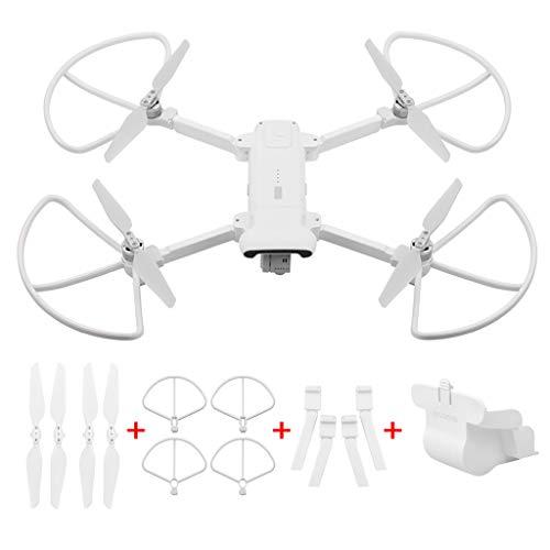 HSKB Gimbal Lens Protector Cover Propeller Guard Amortiguador Suspensión para Xiaomi FIMI X8 SE Drone Camera Hood Caps…
