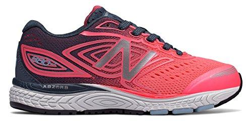 参加者区画充実(ニューバランス) New Balance 靴?シューズ レディースランニング 880v7 Guava with Vintage Indigo インディゴ 2.5 (20.5-21cm)
