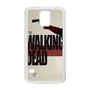 The walking dead season 5 hard pattern case cover For Samsung Galaxy S5 TV-WALKING-S51884