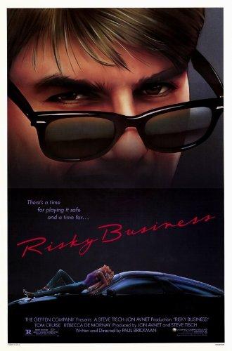 Risky Business - Movie Poster - 11 x 17