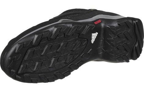 adidas Terrex Gtx, Zapatos de Low Rise Senderismo Unisex Niños Negro (Core Black/core Black/vista Grey)