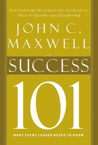 Success 101 [John C. Maxwell] (Tapa Dura)