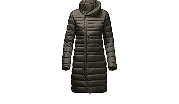 4d93f8d94 THE NORTH FACE Far Northern Parka Women XS Rosin Green: Amazon.ca ...