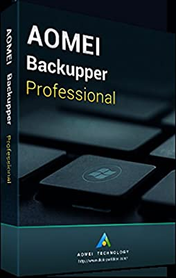 AOMEI Backupper Pro - Latest Version - Digital Delivery