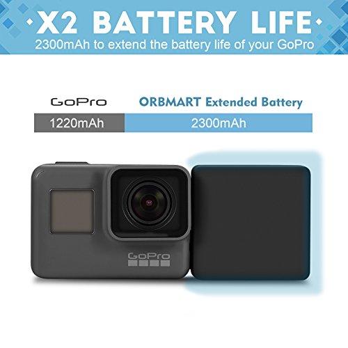 Buy gopro battery life