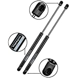 Vepagoo SG314036 Front Hood Lift Arms Shocks Struts Rods Compatible with 2002-2003-2004-2005-2006-2007-2008-2009-2010 Dodge Ram 1500 2500 3500 4500 5500 Gas Charged Support Springs (Set of 2)