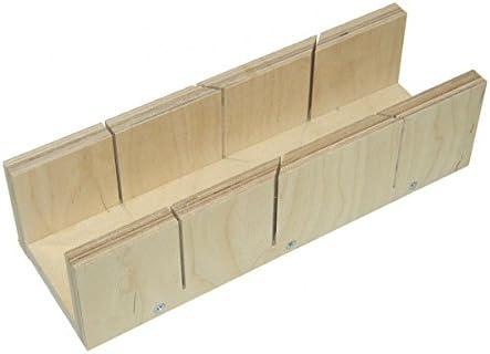 Bonum 936900 Caja de ingletes: Amazon.es: Bricolaje y herramientas