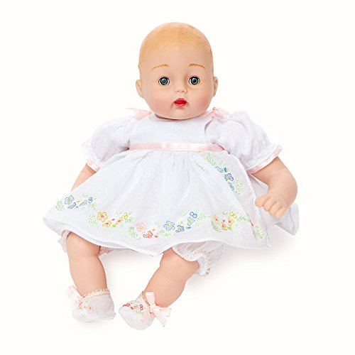 Madame Alexander Dolls Pretty Pinafore Huggable Huggums from Madame Alexander