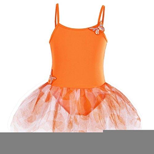Suzzo Costume Series Girls Kids Dancewear Dress Fairy Princess Ballet Tutu Dancewear Dresses 2-8Y Leotard Play Stage Costumes Clothing