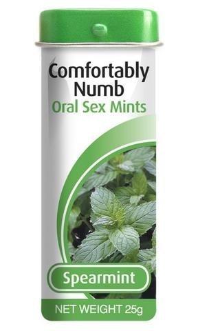 Oral Sex Mints Spearmint