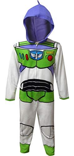 Disney Men's Toy Story Union Suit, Infinity White, M