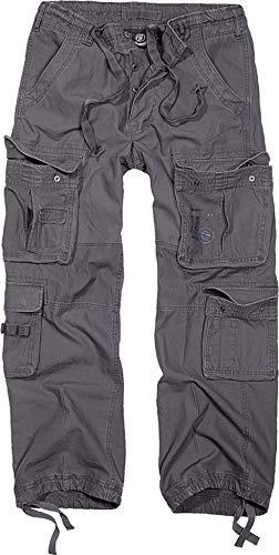 Trouser De Combat Homme Vintage M Pantalon Brandit Pure Anthracite wqURHTaE