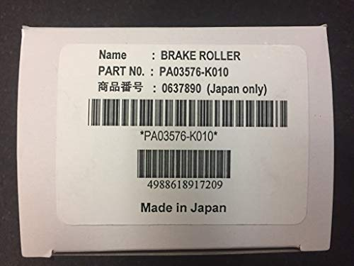 Fujitsu PA03576-K010 BRAKE ROLLER KIT FI-6670/6770 UP TO