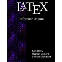 Latex Reference Manual