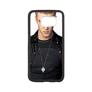 Justin Timberlake Samsung Galaxy S6 Cell Phone Case White Rqjsu