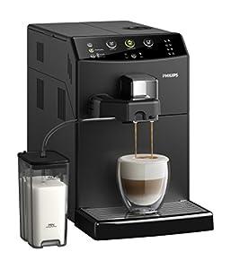 Philips HD8829/01 3000 Serie Kaffeevollautomat, Cappuccino auf Knopfdruck,...