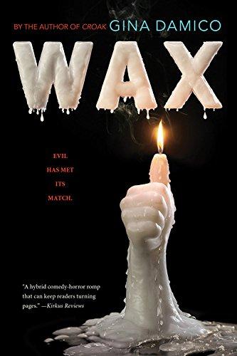 Mystery Wax - 3