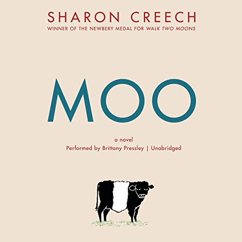 Moo: A Novel by HarperCollins Publishers and Blackstone Audio