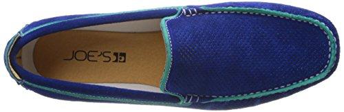 Joes Jeans Mens Glider Slip-on Loafer Blue