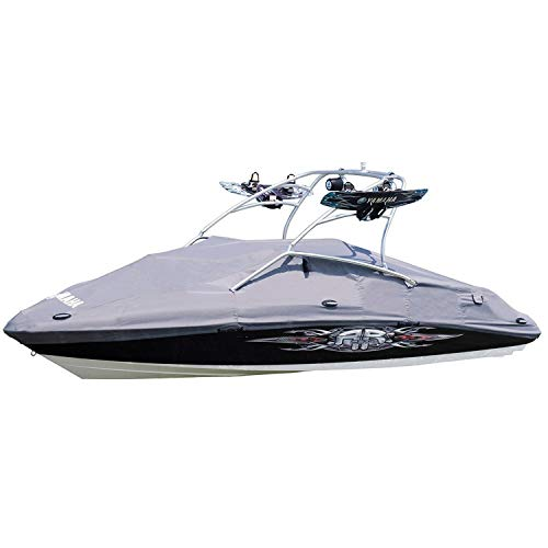 Yamaha Sport Boat New OEM 240 Series w/ Tower Mooring Cover Gray MAR-240MC-TW-GY; MAR240MCTWGY