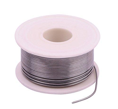 Penta Angel 1mm 30/70 Rosin Core Tin Lead Roll Soldering Solder Wire Spool Reel for Electrical Soldering. - Wire Spool Reel