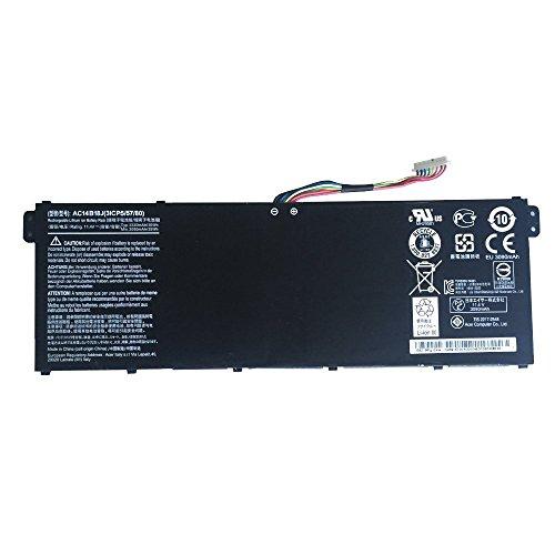 Batterymarket 11.4V 3220mAh 36Wh Li-ion Polymer Battery AC14B18J for Acer Chromebook 11 CB3-111 Aspire ES1-512 AC14B18J 3ICP5/57/80