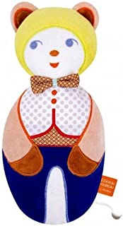 Bear Musical Plush Soft Toy Baby Gift Birth tchikiboum Willis Bird Boat