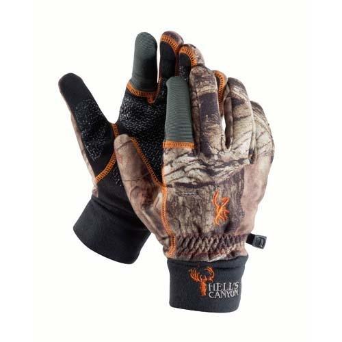 Browning Hells Canyon Gloves, Realtree Xtra, Large
