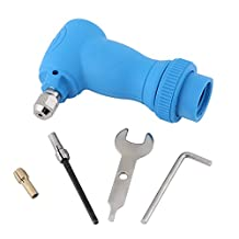1pcs Right Angle Driver Converter Electric Grinder Rotary Tool Attachment for Abrasive Tools Accessories