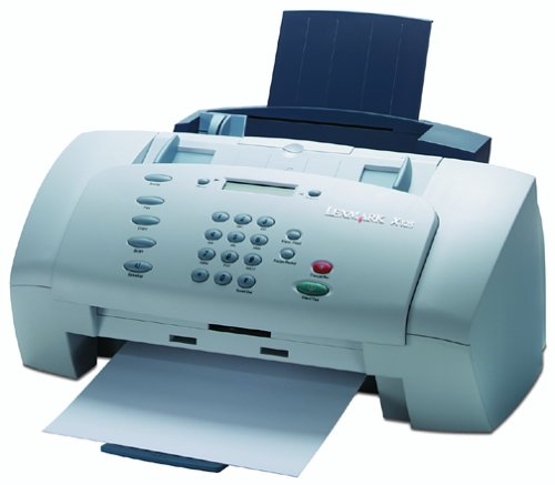 Lexmark X125 All-in-One Office Center with USB Cable (13H0186) (Tray Fax)