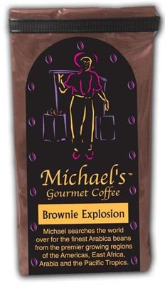 Amazon.com : Michaels Coffee 20026 Brownie Explosion ...