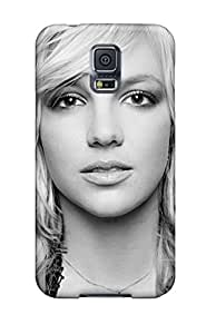 Top Quality Protection Britney Spears Black And White Case Cover For Galaxy S5